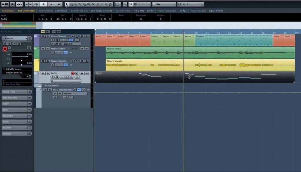 Software DAW gratis Cubase-LE-DAW-Download