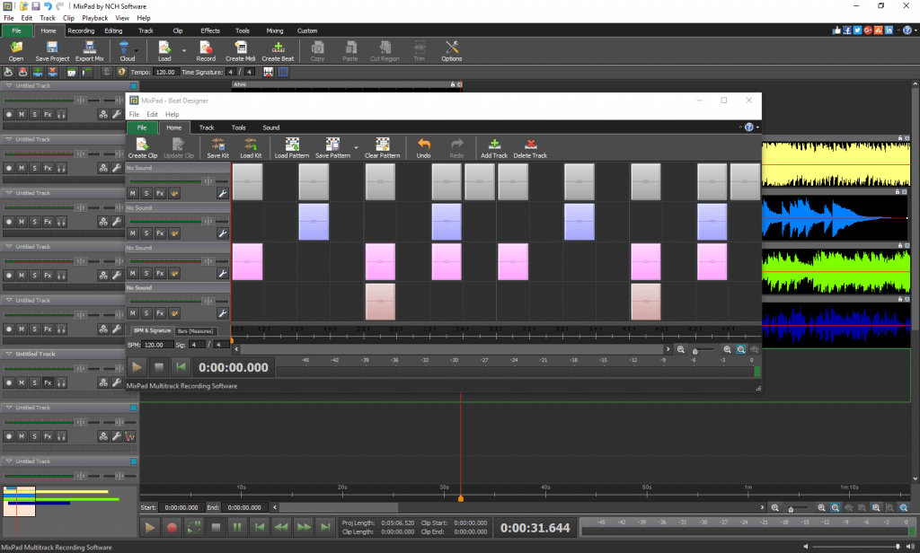 MixPad-DAW-Descargar