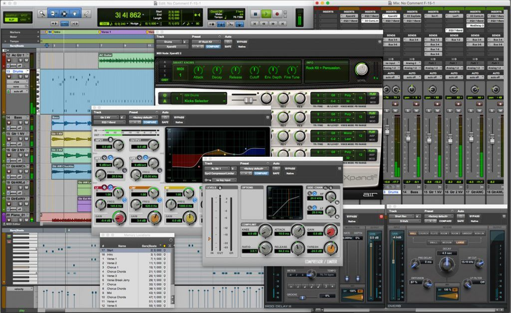 ProTools-First-DAW-Descargar