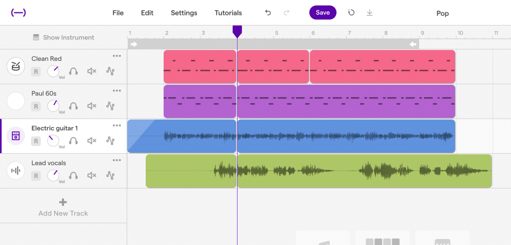 Soundtrap-DAW-Online