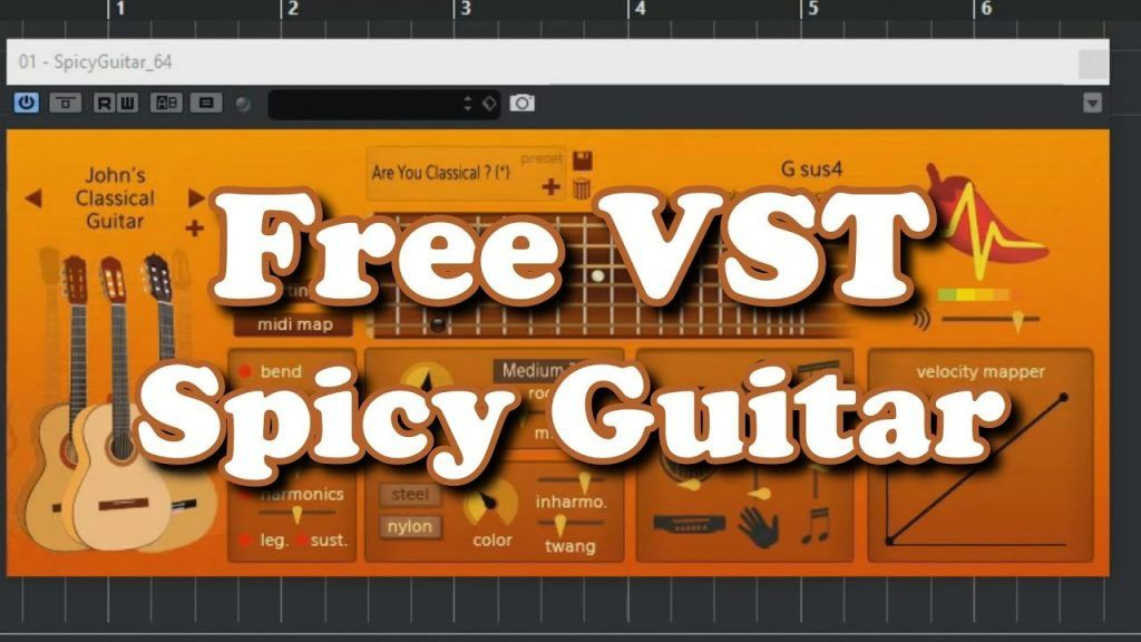 Spicy Guitar download
