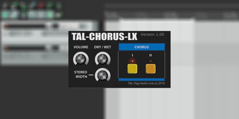 Descargar gratis Tal-Chorus-LX VST