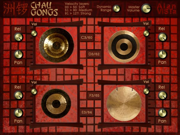 mejores plugins vst gratis para fl studio Alan Vista Chau Gongs