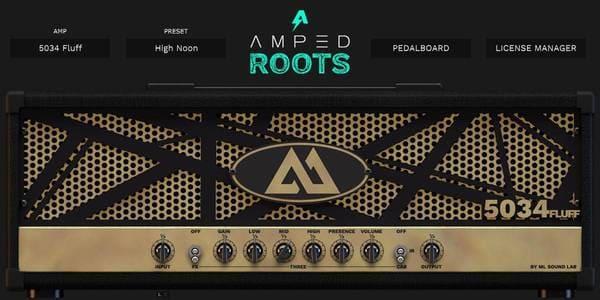 Descargar Gratis Amped Roots Free by ML Sound Lab