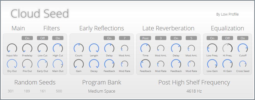 Descargar gratis Cloud Seed by Low Profile VST