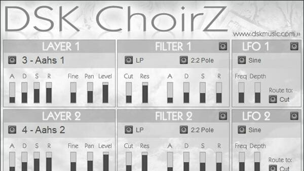 Descargar Gratis DSK ChoirZ plugin Vst