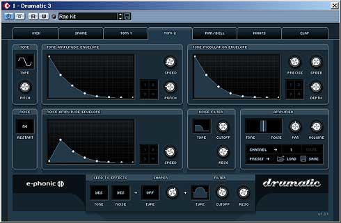 Descargar Drumatic 3 VST