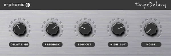 Descargar Gratis E-phonic Tape Delay