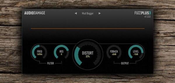 Descargar Gratis plugins de distorsión VST FuzzPlus 3