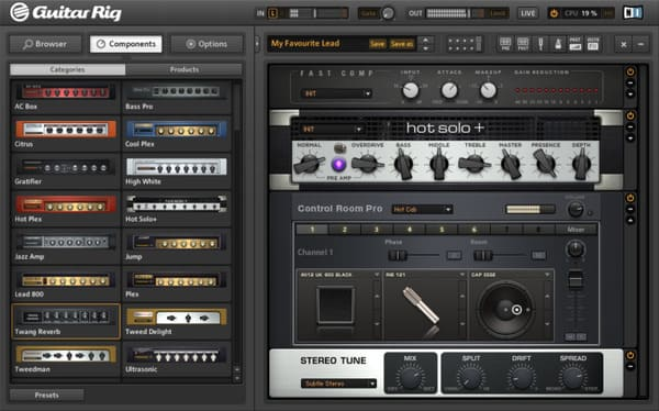 Descargar Gratis Guitar Rig 5 Player VST