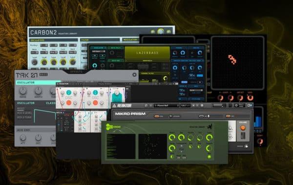Mejores plugins para Fl Studio Gratis Kontakt Komplete Star