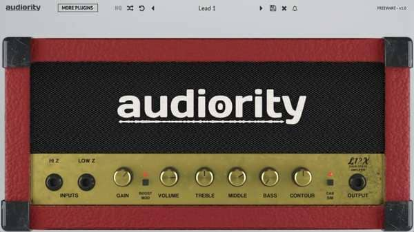 Descargar Gratis L12X Solid State Amplifier by Audiority Amplificadores De Guitarra VST