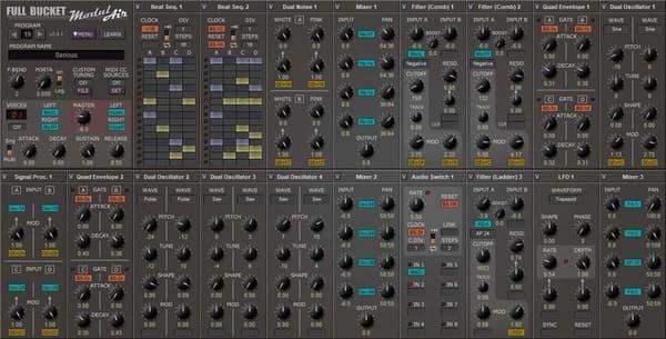 Descargar Gratis ModulAir by Full Bucket Music VST Plugin
