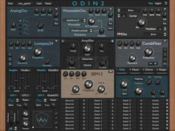 Descargar Gratis Odin 2 by TheWaveWarden VST Plugin