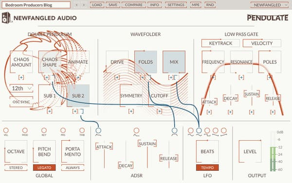 Descargar Gratis Pendulate by Newfangled Audio