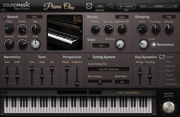 mejores plugins vst gratis para fl studio Piano One