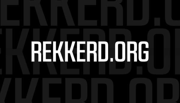 Rekkerd Sitio Web
