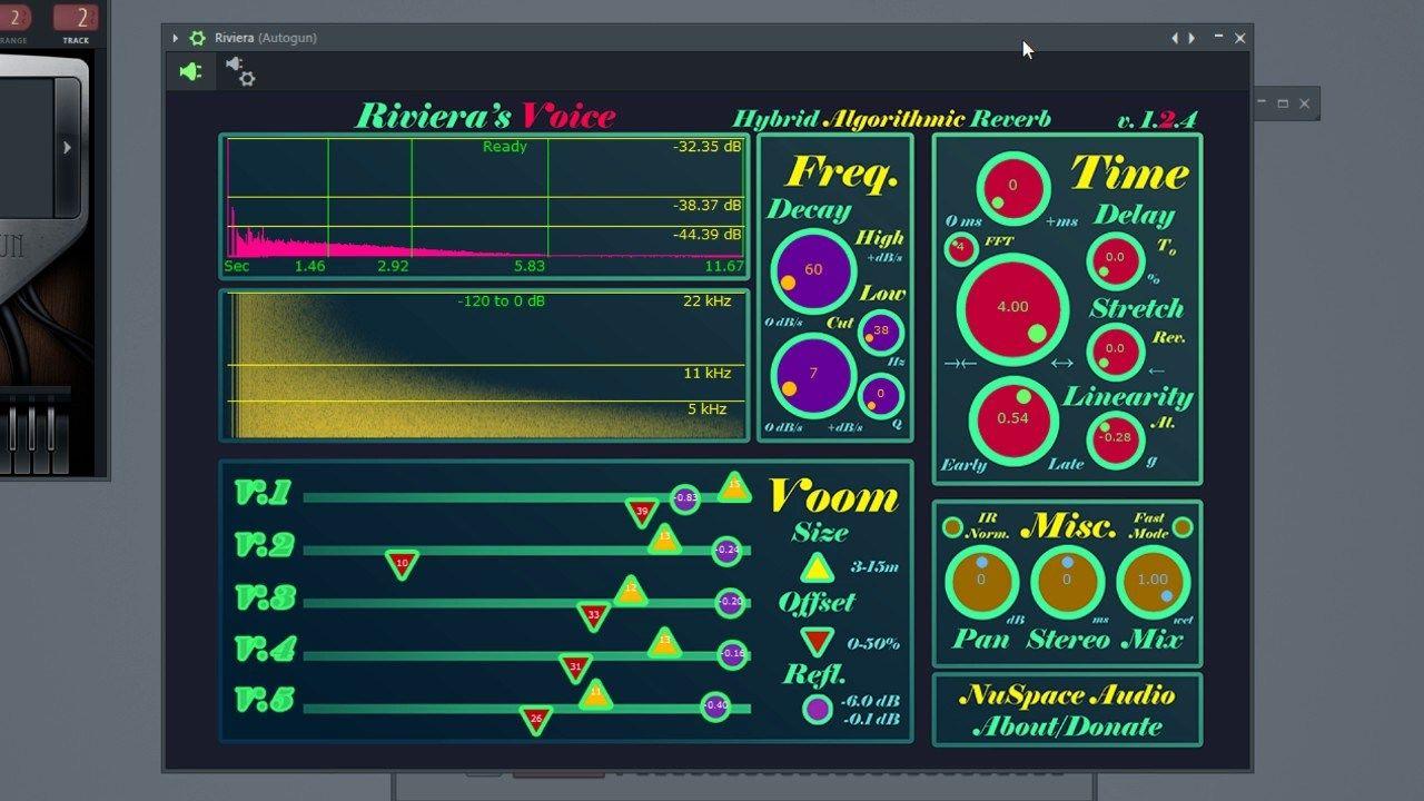 Descargar gratis Riviera by NuSpace Audio