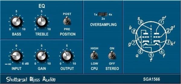 Descargar plugins de distorsión VST SGA1566