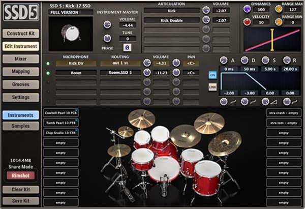 Descargar Gratis Steven Slate Drums SSD5