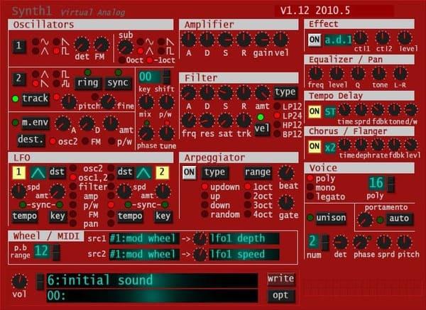 Descargar Gratis Synth1 by Ichiro Toda