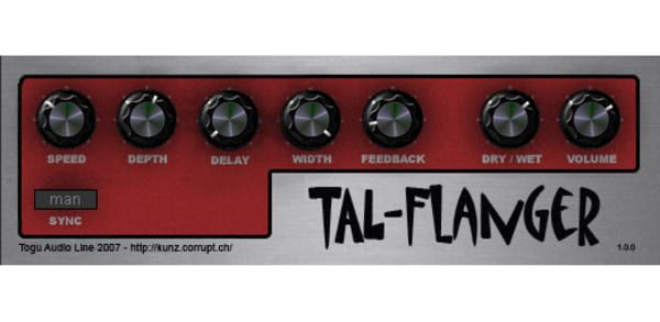 Descargar gratis TAL-Flanger VST