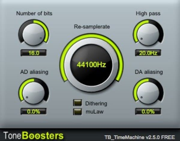Descargar gratis TB TimeMachine by ToneBoosters