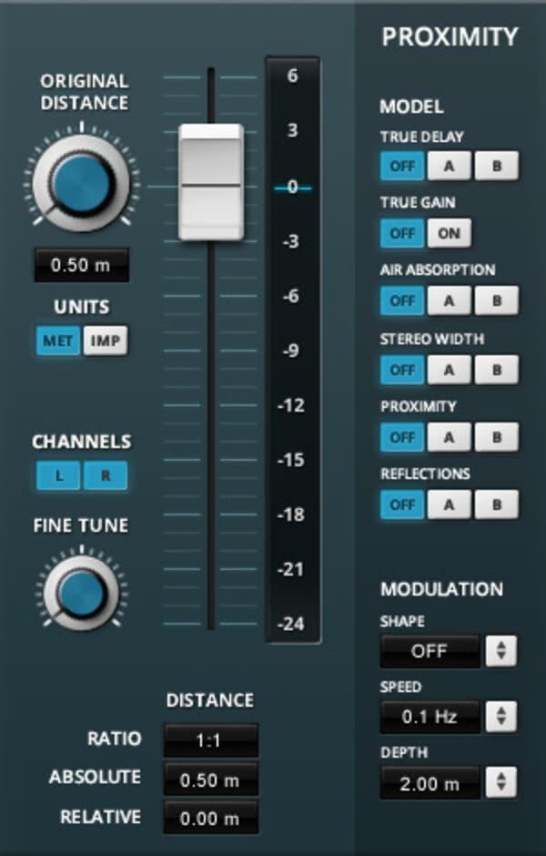 mejores plugins vst gratis para fl studio TDR Proximity
