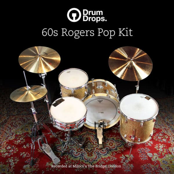 mejores plugins vst gratis para fl studio The 60s Rogers Pop Kit Single Hits Pack