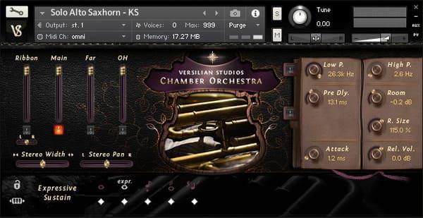 mejores plugins vst gratis para fl studio Versilian Studios Chamber Orchestra 2 Community Edition VST