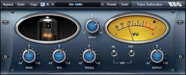 mejores plugins vst gratis para fl studio Wave Arts Tube Saturator Vintage
