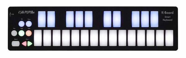 Teclados MIDI Keith McMillen Instruments K-Board