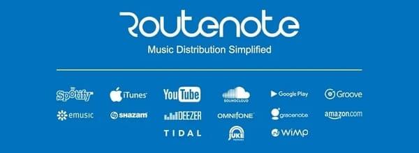 Como subir canciones a spotify con routenote